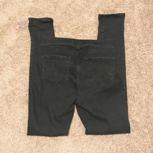 Maurices Pants - Maurices pull on black jeggings/skinny jeans